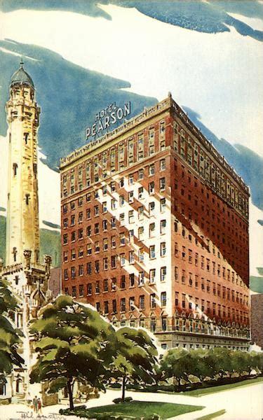 pearson hotel chicago il