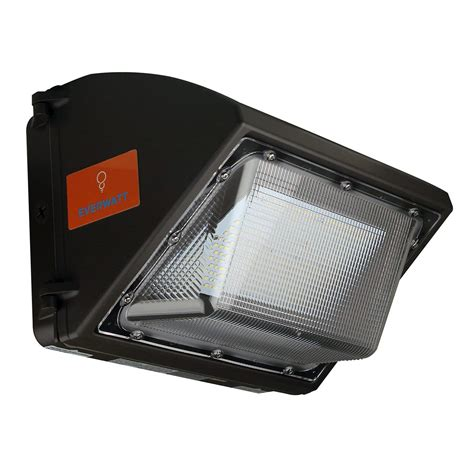 ul dlc 100w led outdoor wall pack light