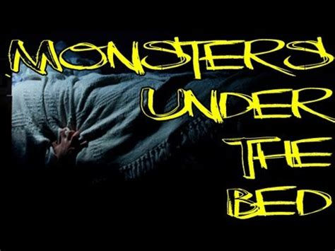 monsters bed youtube