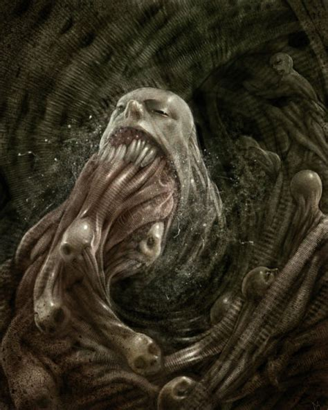 ugly frightening monsters nightmares 74 pics izismile