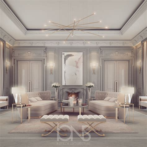 Lounge Room Design Refined Transitional Style Ions Design