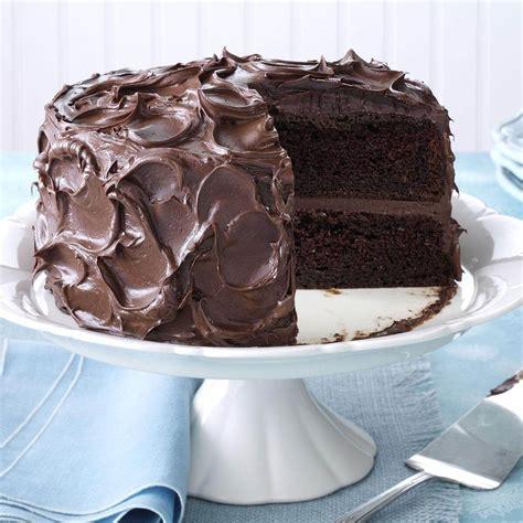 chocolate cake recipes taste home