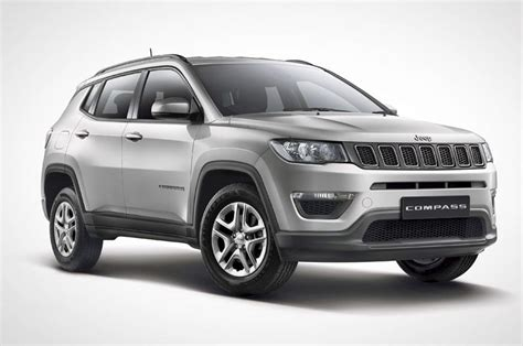 jeep compass sport launched india prices start rs