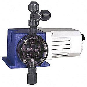 chem tech diaphragm chemical metering pump adjustable output