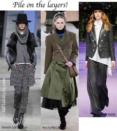 fashion trends fall winter 2014 women 40