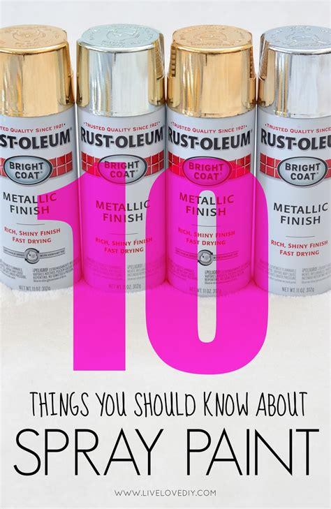 10 spray paint livelovediy bloglovin