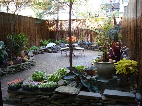 backyard patio design ideas accompany tea time ideas
