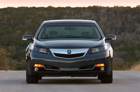 2014 acura tl reviews rating motor trend