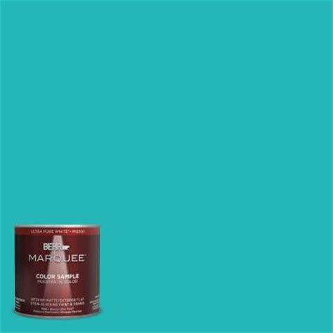 behr marquee 8 oz mq4 21 caicos turquoise