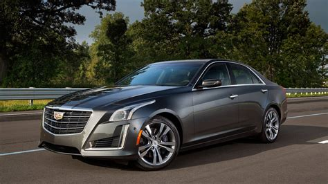 cadillac cts sport quick review drive