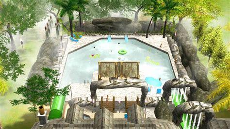 coolest backyard pool youtube