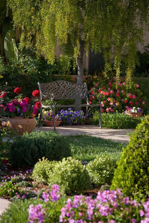 garden glory spruce flower bed top 5 pink