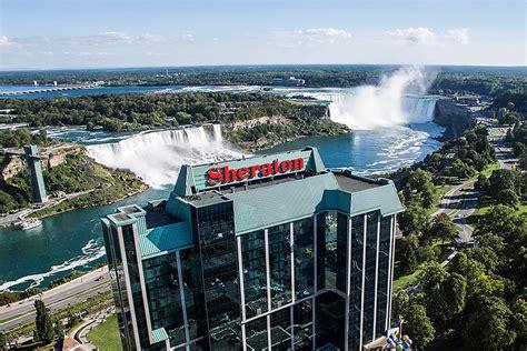 sheraton falls falls avenue resort niagara falls ontario