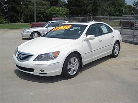 2005 acura rl read owner expert reviews prices