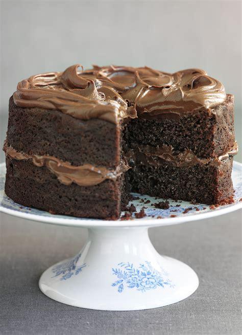 18 easy cake recipes simple cakes olive magazine