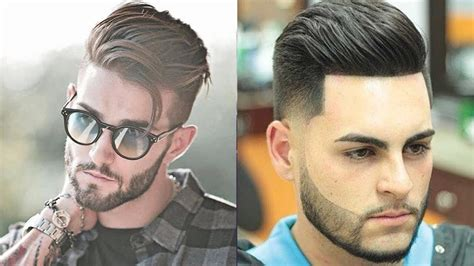 hairstyle trends men 2018 short haircuts guys 2018