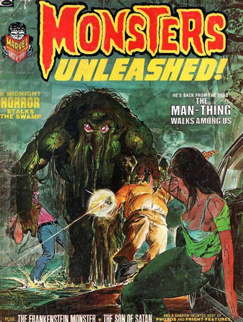 monsters unleashed 3 neal adams art cover pencil