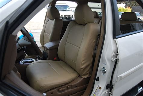 acura mdx 2001 2006 iggee leather custom fit