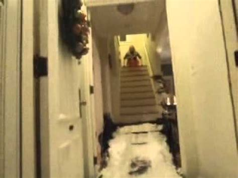 hammers high heels home stair sledding
