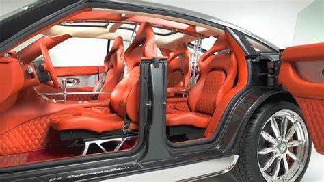 future 40 luxury car interior design youtube
