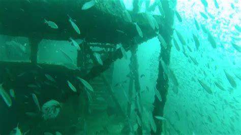 mac reef scuba diving panama city beach youtube