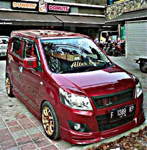 variasi mobil wagon terbaru sobat modifikasi