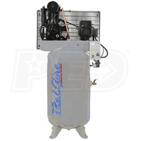 belaire 418v iron series 5 hp 80 gallon