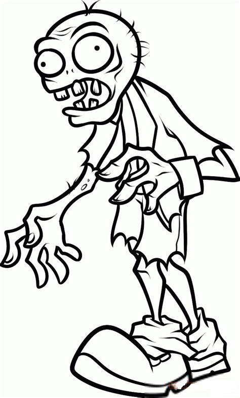plants zombies coloring pages download print free