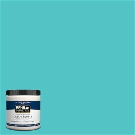 behr premium 8 oz 500b 4 gem turquoise