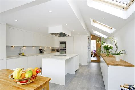 islington side extension kitchen extension victorian terraced house