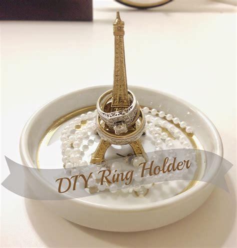 bolt life diy ring holder