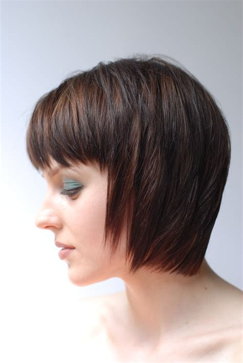 kafgallery celebrity short modern bob hairstyles 2012