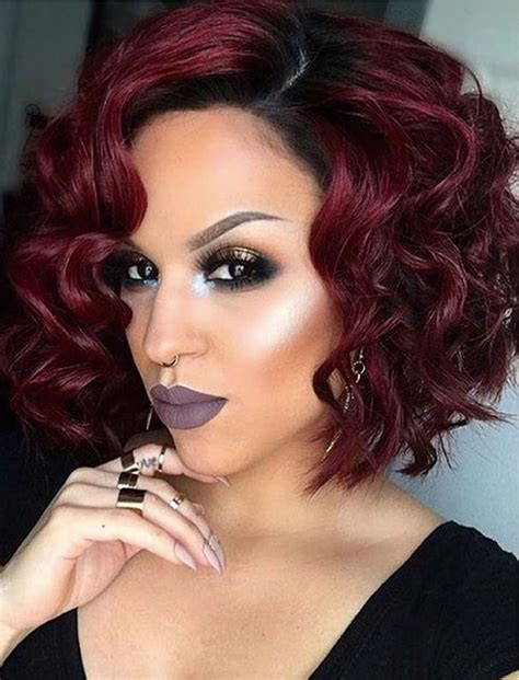 2018 curly bob hairstyles women 17 perfect short