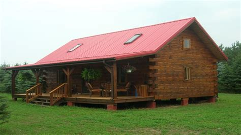 small log home loft small log cabin home