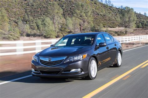 2016 acura rlx reviews rating motor trend