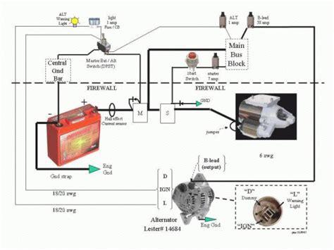 denso 21 3170 alternator wiring diagram