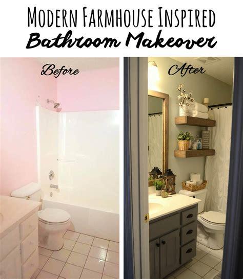 28 budget friendly bathroom makeover ideas designs 2020
