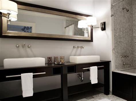 double vanities bathrooms hgtv