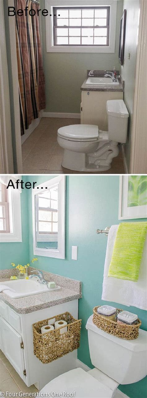 28 budget friendly bathroom makeover ideas designs 2017