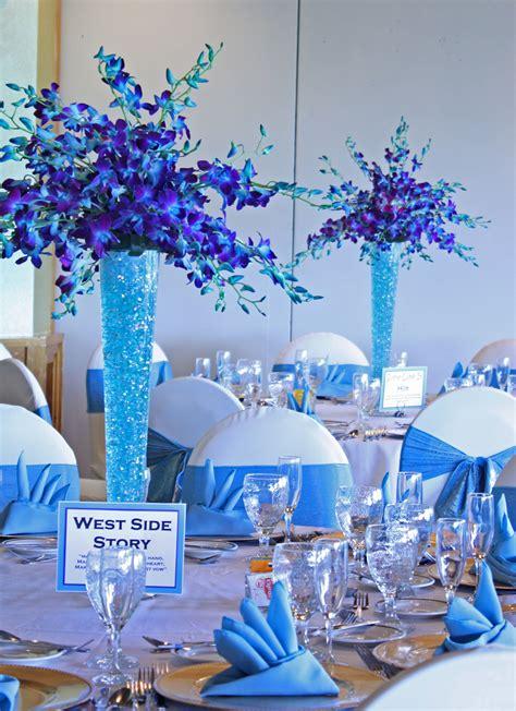 turquoise blue purple perfect turquoise wedding decorations blue