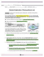 photosynthesislabse key 1 photosynthesis lab answer key vocabulary
