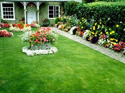 beautiful garden wallpaper views