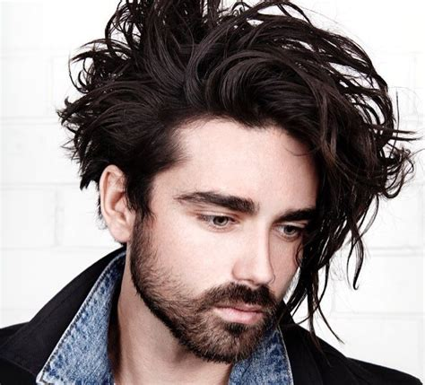 long hairstyles men 2017