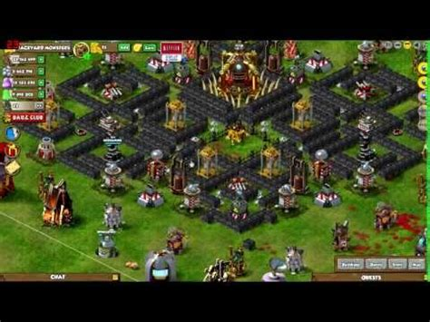 backyard monsters base base layout base building tips