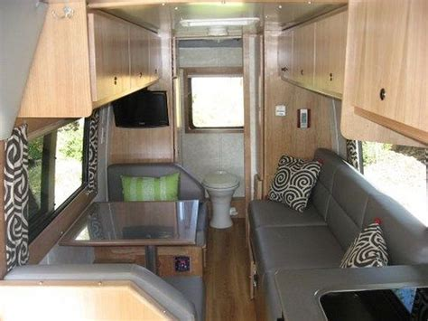 30 wonderful rv cer van interior decorating ideas