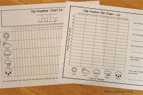 kindergarten grade calendar notebook mamas learning corner