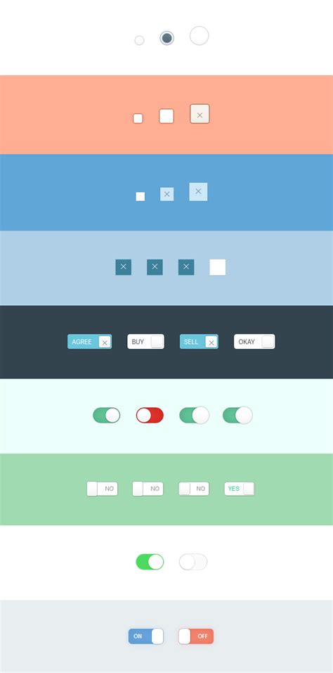 bunch css custom checkboxes web design tips coding
