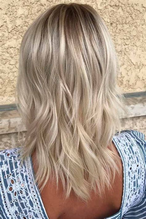 39 chic medium length layered haircuts trendy hairstyles