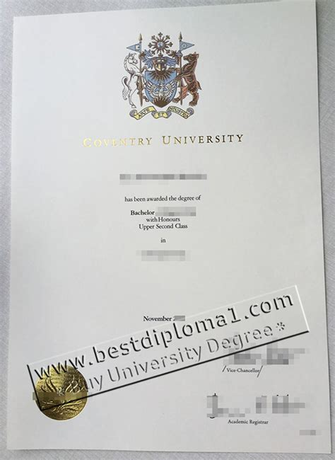 coventry degree replica england buy fake coventry diploma