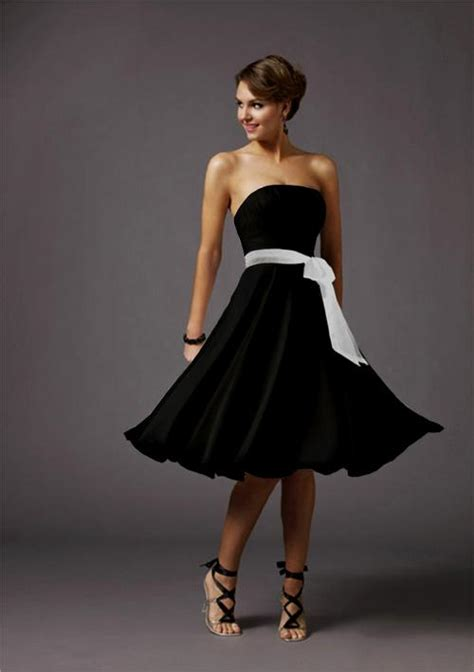 black black bridesmaids dresses articles easy weddings